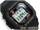 Casio G shock reimport model solar radio digital watch black urethane belt GW-M5610-1ER