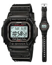 Casio G ショックジーショック electric wave solar digital watch black GW-S5600-1JF fs3gm