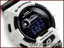 Casio G ride imports overseas model radio solar tide graph and moon data with digital men's watches White x black GWX-8900B-7DR
