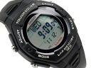 CASIO Casio sports running solar ladies digital watch imports overseas model black LW-S200H-1A LW-S200H-1ADF