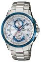 Casio Oceanus CASIO OCEANUS radio solar chronograph wave watch mens watch blue silver OCW-T2500C-7AJF