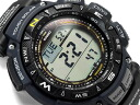 Solar digital navy PAG-240B-2CR PAG-240B-2 mounted with CASIO PATHFINDER Casio Pathfinder (PRO TREK proto Lec for North America) reimportation foreign countries model triple sensor