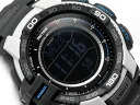 [solar digital watch black gray PRG-270-7DR PRG-270-7 mounted with CASIO PRO TREK PROTREK Casio proto Lec reimportation foreign countries model triple sensor]