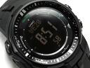 [electric wave solar digital watch oar black PRW-3000-1AER PRW-3000-1A mounted with CASIO PRO TREK PROTREK Casio proto Lec reimportation foreign countries model triple sensor]