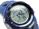 CASIO PRO TREK PROTREK Casio protrek imports overseas model triple sensor with radio solar Digital Watch Blue PRW-3000-2BCR PRW-3000-2B