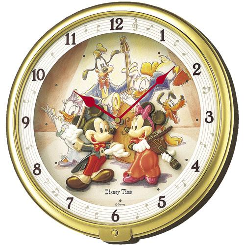1MORE : Rakuten Global Market: SEIKO Disney disney Mickey wall clock FW521G