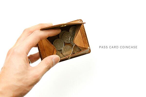 [Ryu] PASS CARD COINCASE