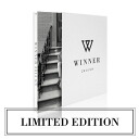 WINNER( ウィナー) DEBUT ALBUM [2014 S/S]] - | LIMITED EDITION - WHITE & BLACK | Random shipment