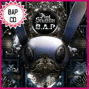 B.A.P ビーエーピー out in perfectly regular Vol 1 ★ フォトカードオマケ 2-write a review with giveaway ★ album [First Sensibility] + limited poster [reserved]