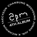 2 PM regular Vol 4 Grand Edition Limited Edition + first time poster / 2 PM toupee em