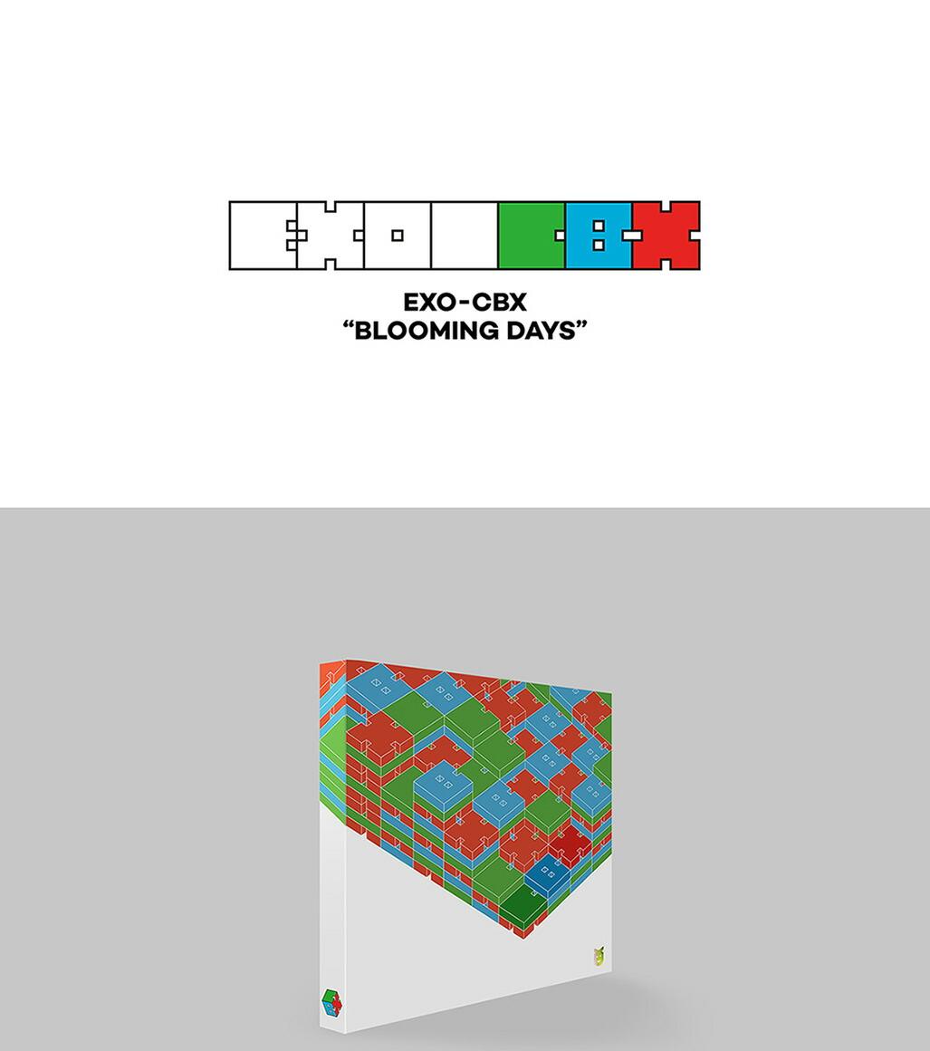 ブルーミングデイ exo