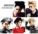 SHINee (shiny) mini 5 vol 2 'EVERYBODY' raw photos added bonus!