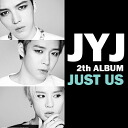 JYJ regular collection of 2 album JUST US 2th ALBUM (ジェジュン, ユチョン, Jun's)