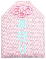 薄ピンクピンク−淡水色