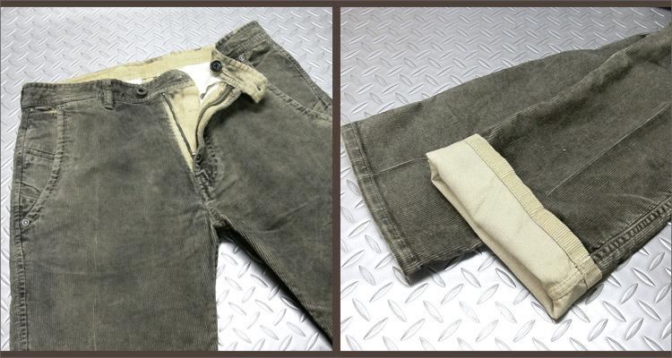 WEST WAVE | Rakuten Global Market: DIESEL (diesel) Corduroy Pants ...