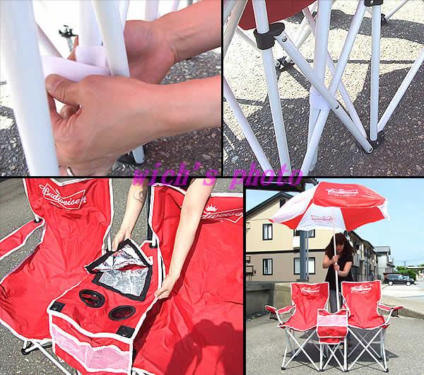 Wich Rakuten Global Market Budweiser Umbrellas Amp Double