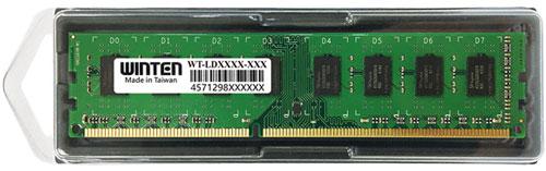 0416 WT-LD667-2GB PC2 5300 (DDR2 667) pc2-5300 2GB
