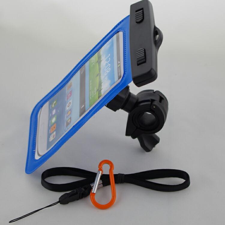 iPhone 5 Bike Holder
