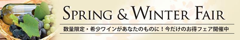 2017年スプリング&ウィンターフェア