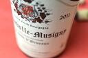 Bruno Dyson visa / Chambolle Musigny Buncombe Darbar vieilles Vignes [2011]