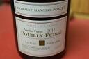 Domaine Mancha Ponce/Pouilly fruit Sele Clé, vieilles-Vignes [2011]