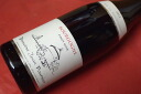 Domaine Jean Fournier and Burgundy Pinot Noir [2012]
