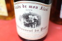 Domaine Pierre yusserio and Chateauneuf du puff-Mo-nails [2004]