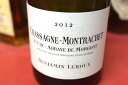 Benjamin-Le Roux/chassagne-Montrachet, Premier-Cru-Abbaye-de, Mordo [2012]