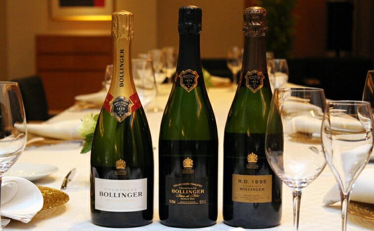 Wineschool rakuten global market luxury champagne 3 - Bollinger maison fondee en 1829 ...