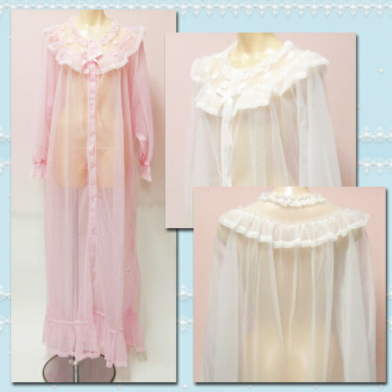See through Negligees http://global.rakuten.com/en/store/wishroom/item/41866/