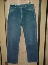 USA used clothing sale and Wrangler jeans 13 MWZ (S 80) W33×L32