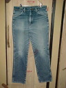 936 USA old clothes sale / mustache jeans mustache (90S) W33 X L31