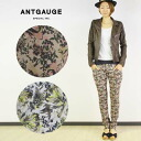 antgauge (アントゲージ) flower duck slim underwear gc715