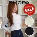 EMODA( エモダ) high neck little L/T