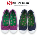 2070 SUPERGA( Pelger) canvas pumps COTW SUPERGA 2070-COTW