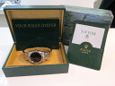 Rolex Air-King 14000M black mens watch