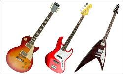 『エレキギター』