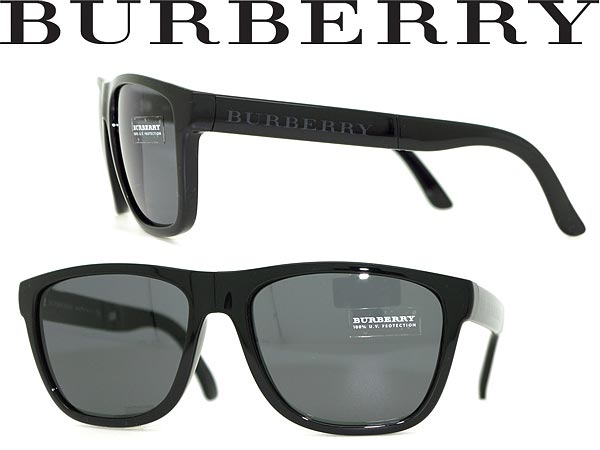 burberry men glasses 8y1m  Black sunglasses BURBERRY Burberry fold 0BE-4106-3007-87 brand/mens &  ladies / men for & woman sex for and ultraviolet UV kathrens / drive /  fishing