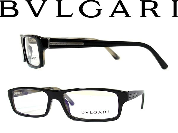 How To Read Eyeglass Frame Numbers : woodnet Rakuten Global Market: Bvlgari glasses BVLGARI ...