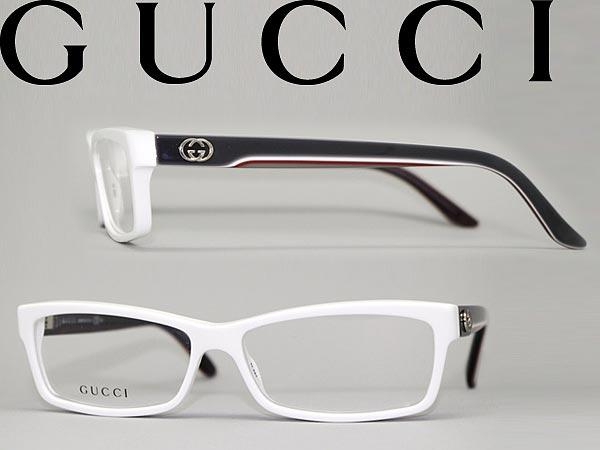 Gucci White Eyeglass Frames | Les Baux-de-Provence