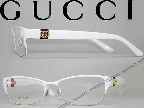 gucci glasses white thurmont type gucci eyeglasses eyeglass frames guc gg 4244 uyu wn0013 brandedmens amp ladies men for amp woman sex for