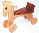 'Pony' Japan riding toys baby toys wood wooden