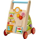 IMTI 'ベビーファーストウォーカー' hand car toys push car birthday 1 year old baby boy girl wood toys gift baby baby toddler toys gift giveaway rattling wooden