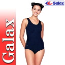 Classic women's S/M/L/LL / dark blue / Navy / con / one-piece / new school / back / Greco back / elementary school and junior high school / high school / / women's / swimming pools / sports garretsks /Galax