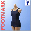 Review free ☆ made in Japan Women's school swimsuit old type in the footmark made / 150 / S / M / L / LL / 3L/4L / big size /FOOTMARK / school pools for conditional junior high / high school / old / cosplay / girls / school uniform