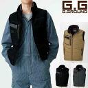 SAMO samo 5106 G.GROUND winter best popular work wear size 6 L is multifunctional