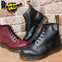 Dr. Martens shoes 101 / Dr.Martens 6EYE BOOT mens Womens boots short-length 6 hole boots unisex 10064001 / fs2gm (BLACK) 10064600 (CHERRY RED)