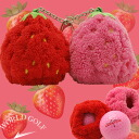 It is GOLF 】 strawberry ball case smartly cutely