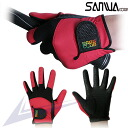Golf glove red fs3gm for bug bug club Jr.