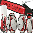 World eagle caddie bag CBX003